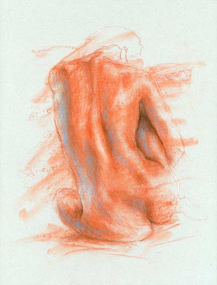 Nora Thompson | Figure Drawing