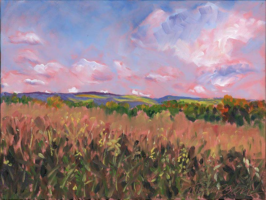 Chestnut Ridge by Stuart Thompson