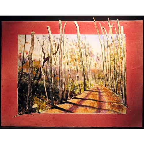 Great Allegheny Passage, Fall by Stuart Thompson