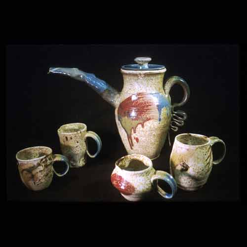 Pitcher Set by Stuart Thompson