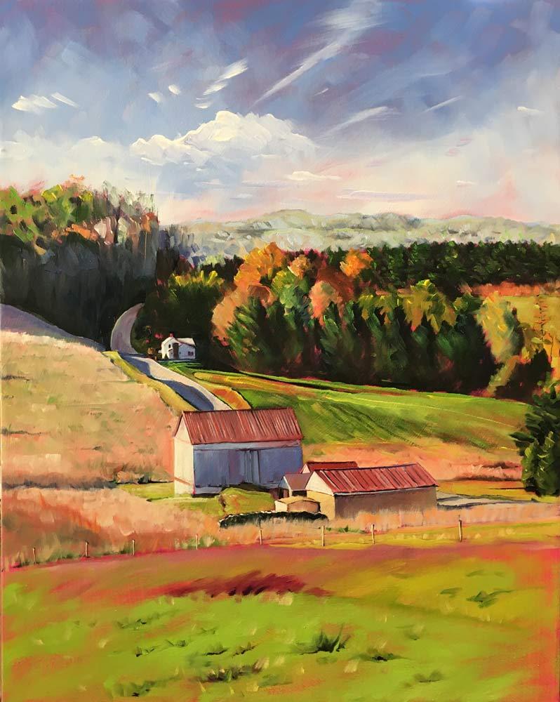 East of Lycippus by Stuart Thompson