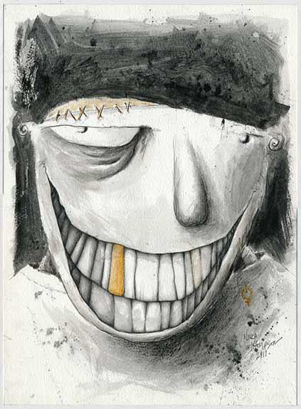 John Smilie illustration