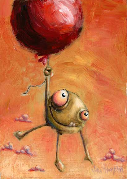 Balloon Ride by Nora Thompson