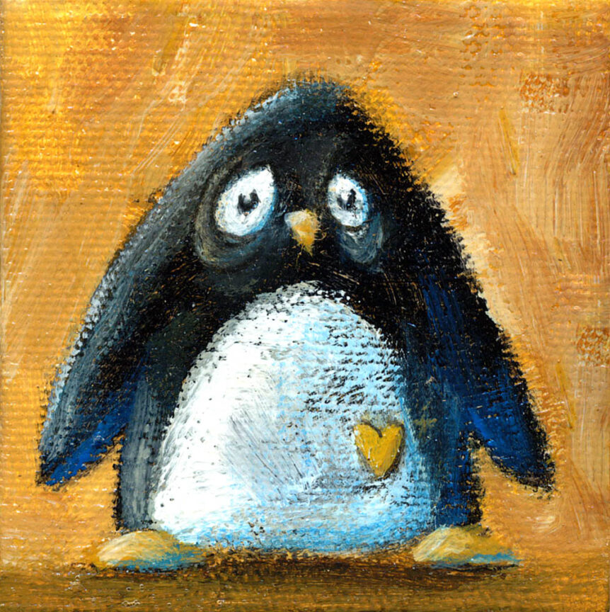 Penguin by Nora Thompson