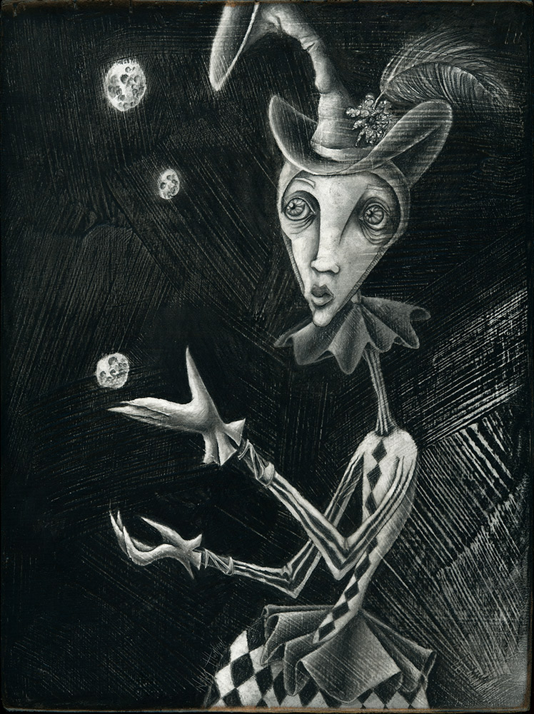 Le Lune by Nora Thompson
