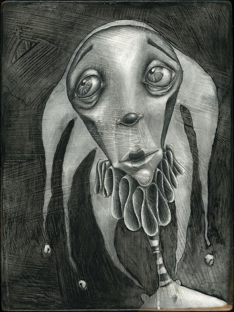 Mélancolique by Nora Thompson